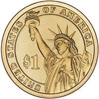 2009 Presidential Dollars