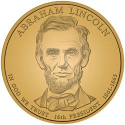 Abraham Lincoln Dollar