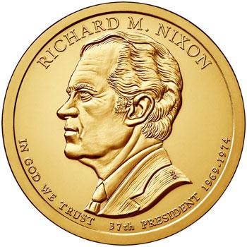 Nixon Presidential Dollar