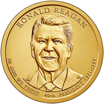 Ronald Reagan Presidential Dollar